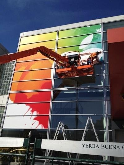 Esdeveniment nou iPad 3 a Yerba Buena