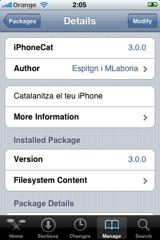 iphonecat a cydia