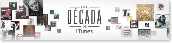 iTunes 10 anys