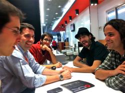 Jornades Podcàsting Barcelona Jpod'10