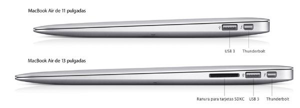 nou MacBook Air 2013