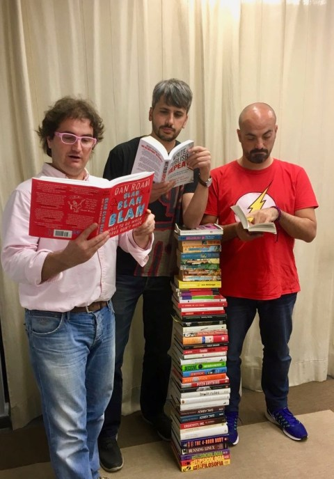 Recomanacions llibres per Sant Jordi