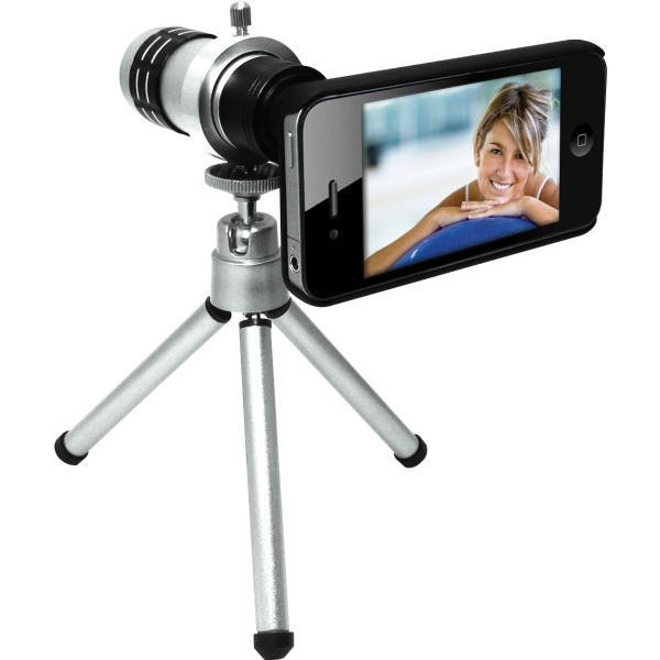 Rollei Teleobjetiu 9x iPhone 3G/3GS/4/4S amb AlertaiPhone