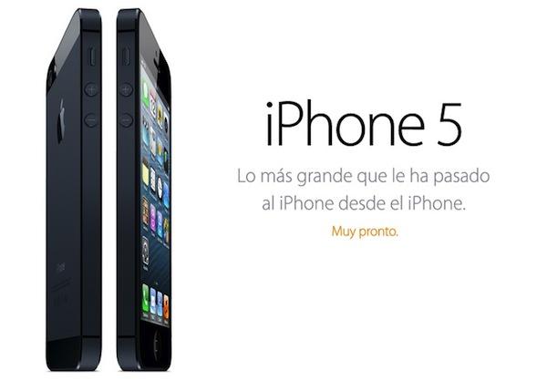 iPhone 5 d'Apple, la novetat de la keynote