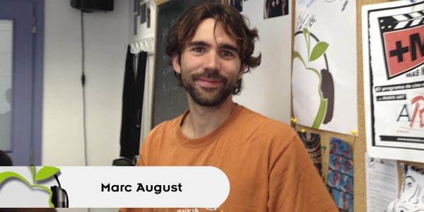 Marc August, pastor d'@elsxais