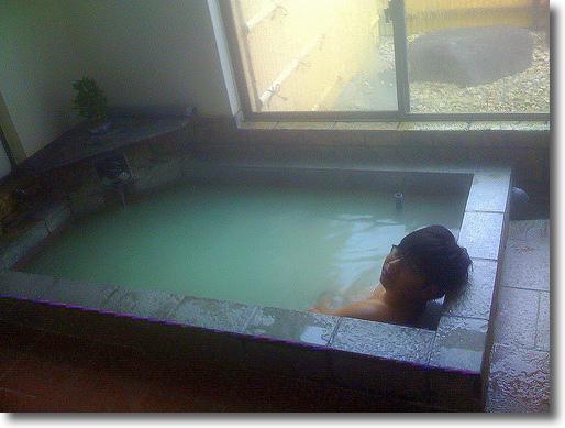 sauna japan