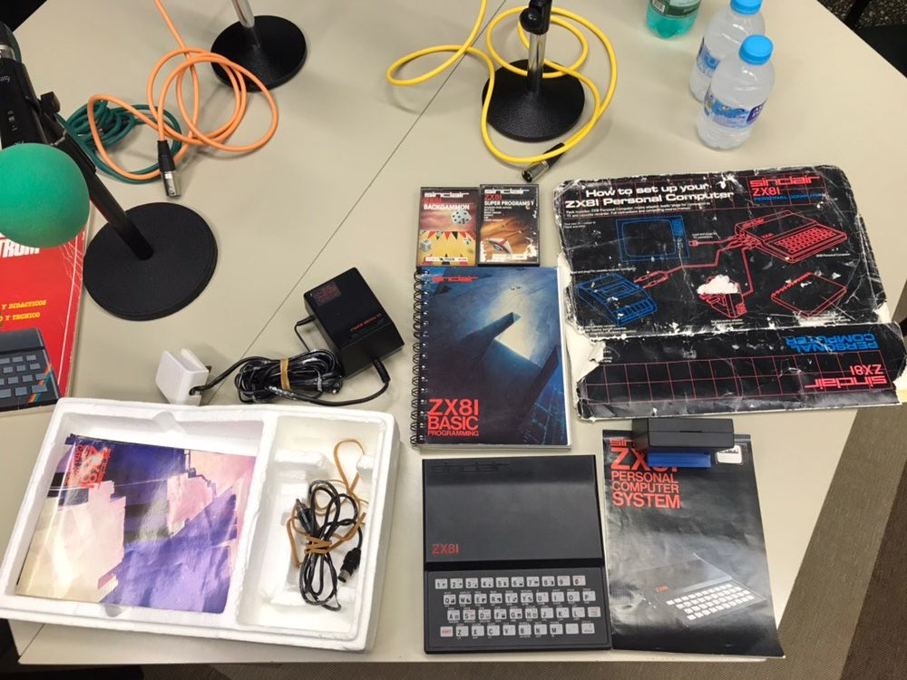 Spectrum ZX81