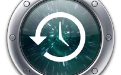 Utilitzar múltiples discos per la còpia de Time Machine