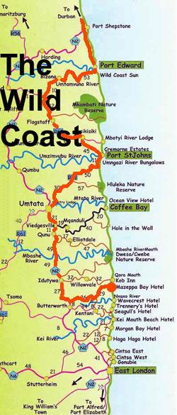 Wild Coast to KZN (2/2)