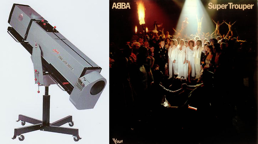 Super Trouper (ABBA – 1980) – Moss Island Sounds