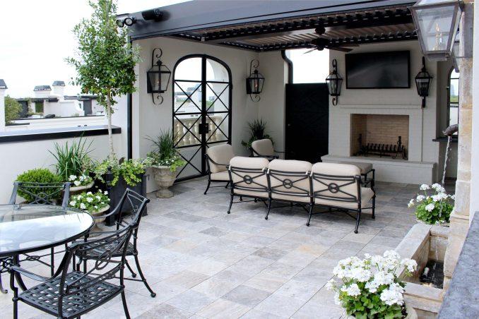 Landscape Architecture -Rooftop Garden