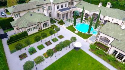 Italian Estate & Edible Gardens – Memorial, Houston