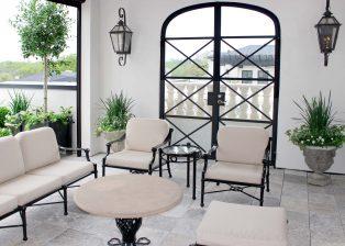 Landscape Architecture - Seating Area