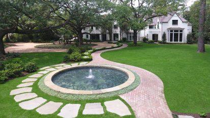 Inwood Estate Gardens    River Oaks, Houston