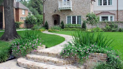 English Perennial Gardens – River Oaks, Houston
