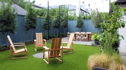 Carlon Contemporary Gardens  Southside Place, Houston