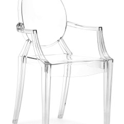 Plastic See Through Chair Tan Leather Dining Chairs Anime Moss Manor A Design House