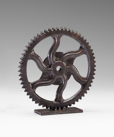 gear sculptures