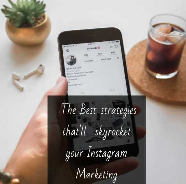 Instagram Marketing: How to grow your business