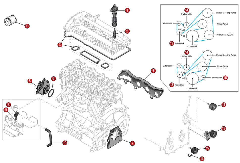 Mazda Mx 5 Engine Diagram
