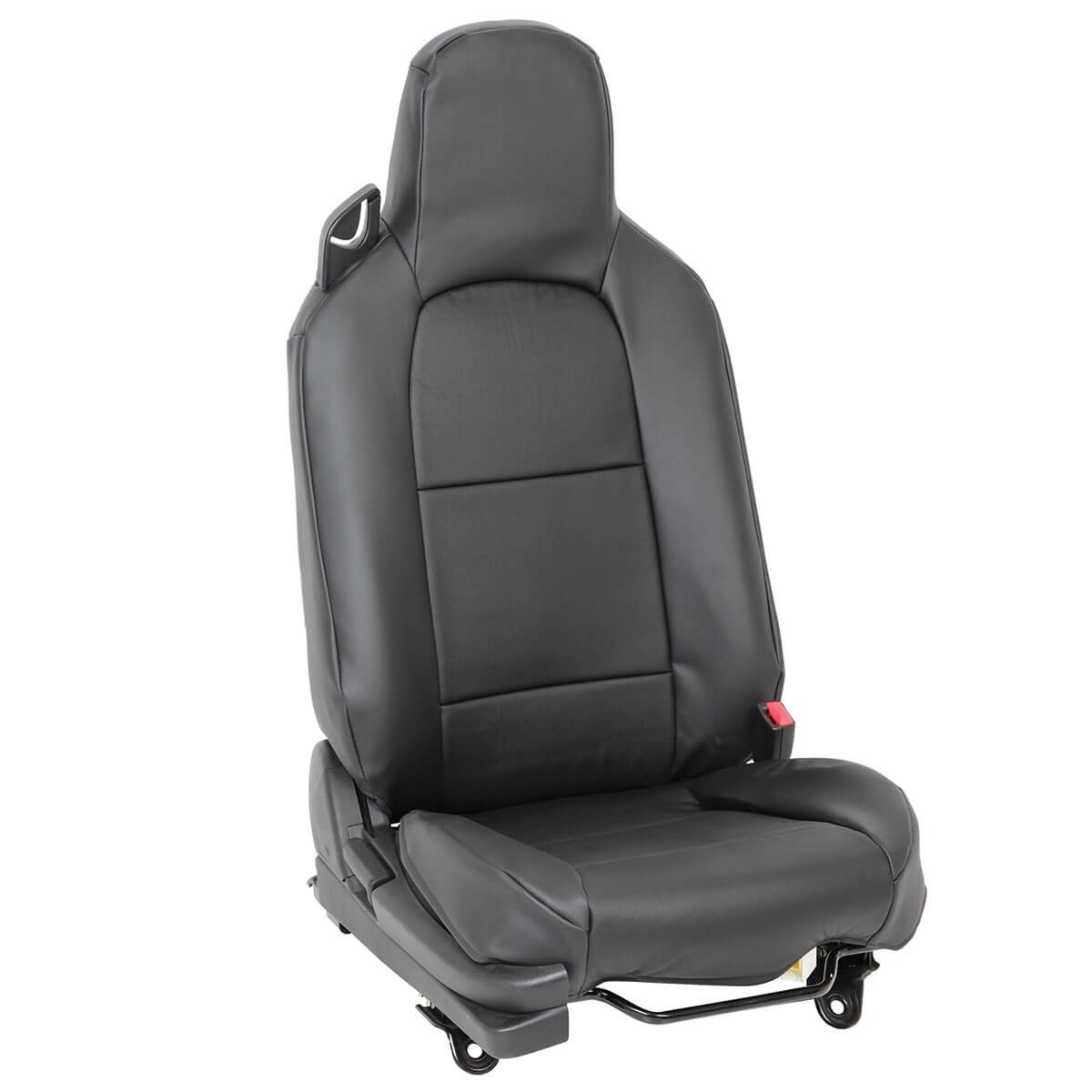 Deluxe Leather Seat Covers  Seats Covers Etc  Interior