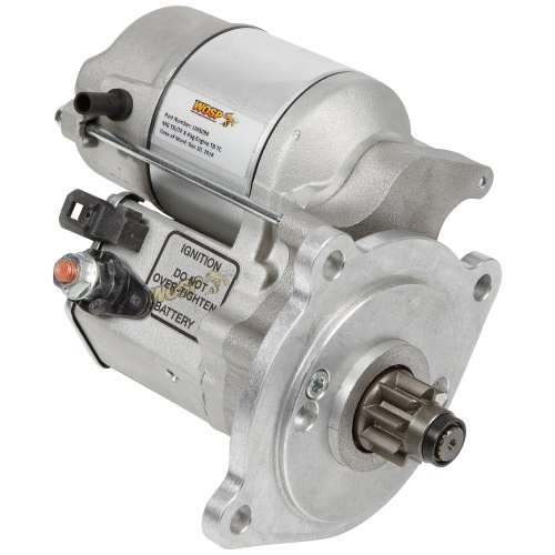 small resolution of high torque starter by wosp performance