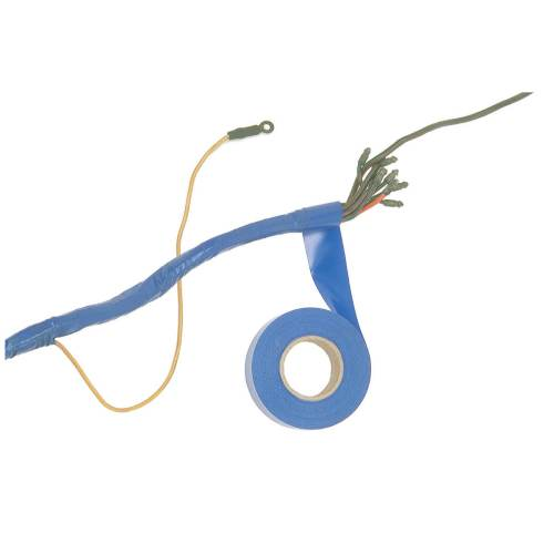 small resolution of wiring harness tape blue
