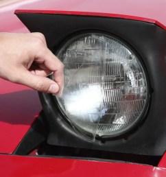 lamin x headlamp shield pair [ 1200 x 1200 Pixel ]