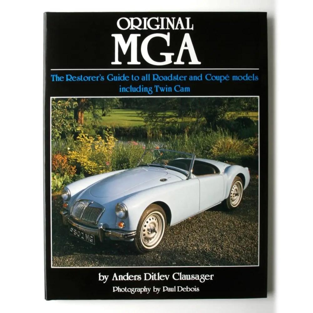 medium resolution of book original mga