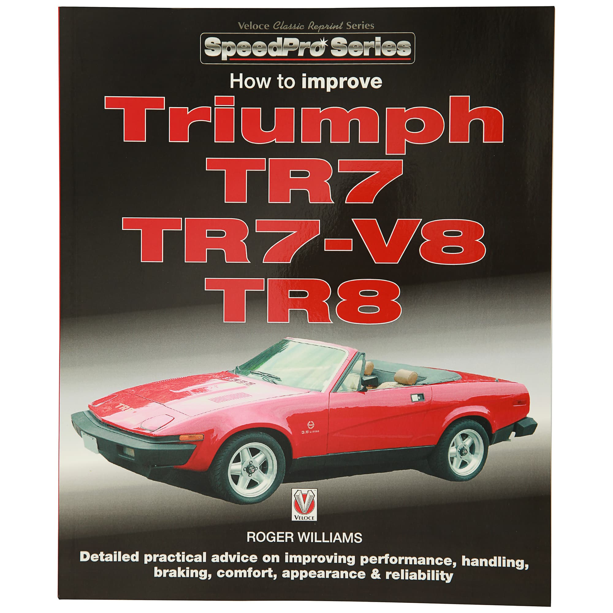hight resolution of book how to improve tr7 tr8