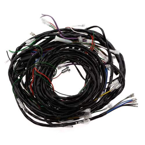 small resolution of main rear wiring harness