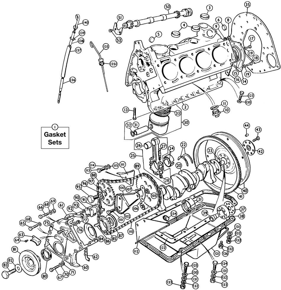hight resolution of  wiring diagram tr7 engine internal engine engine performance triumph tr7 on chrysler crossfire