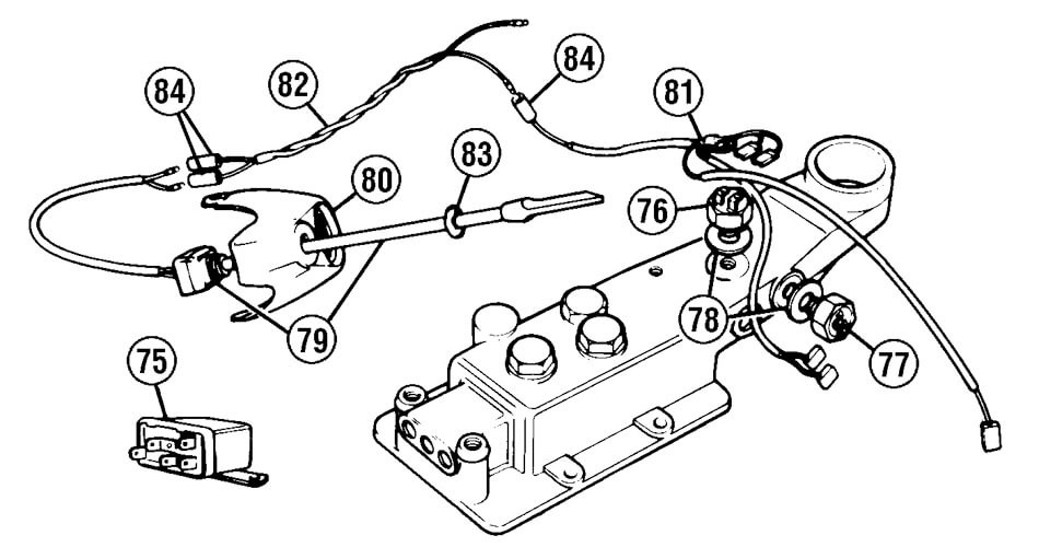 Gearbox And Overdrive Electrical