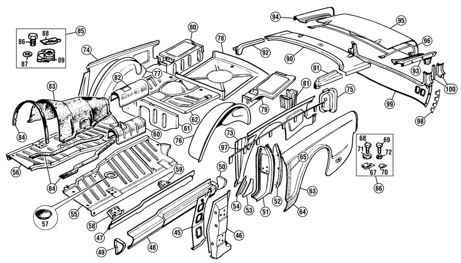1980 Triumph Tr7 Wiring Diagram Diagram Base Website