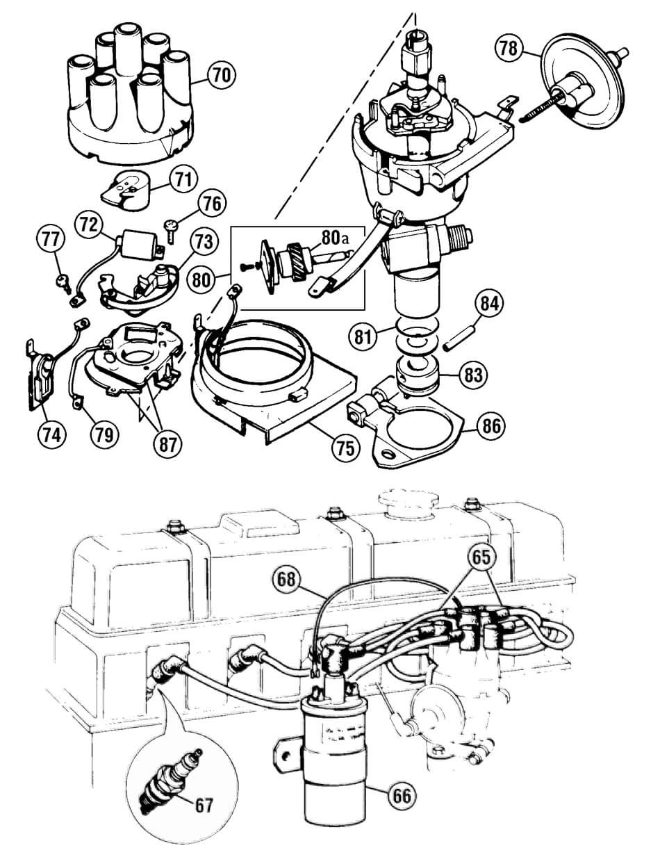 Tr6 Points Ignition Wiring Diagram Outboard Ignition