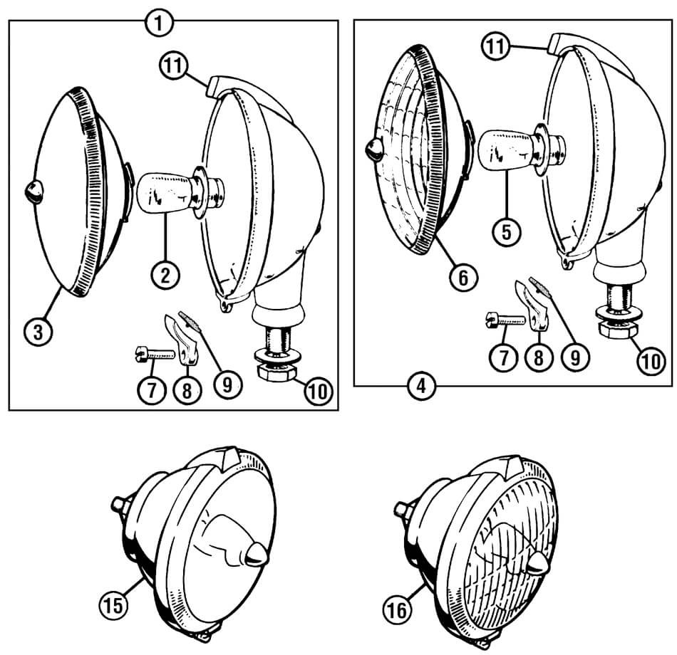 hight resolution of fog driving lamps