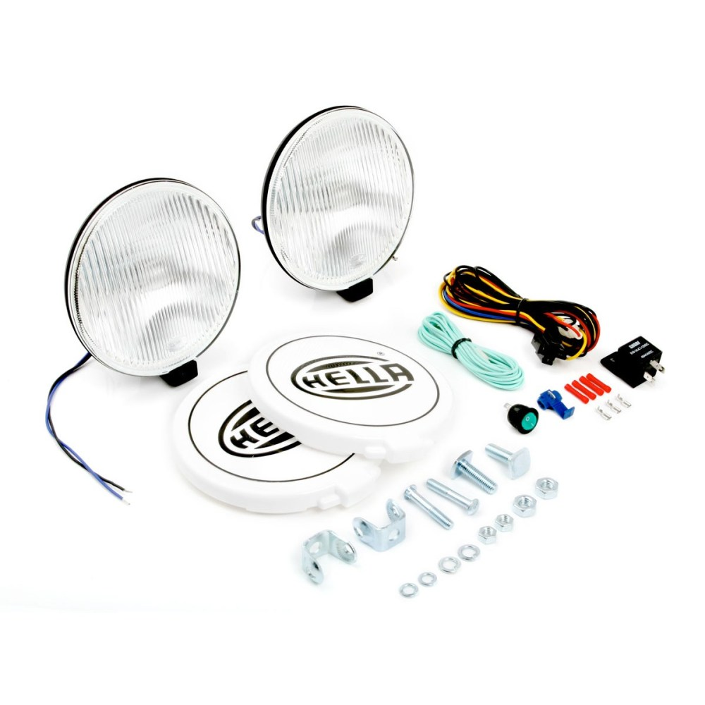medium resolution of  spot hella 500 wiring hella 500 series light kits