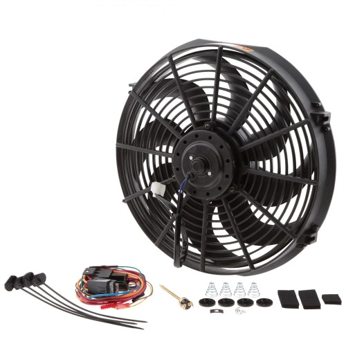 small resolution of hayden electric fan kits cooling system triumph tr7 8 moss motors hayden auto fan override wiring diagram