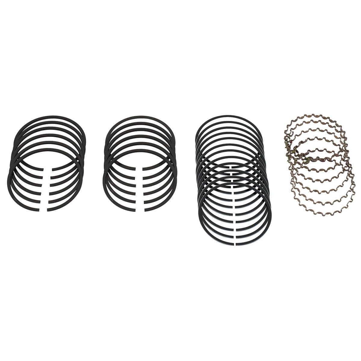 817 600 Ring Set Standard Hastings Brand