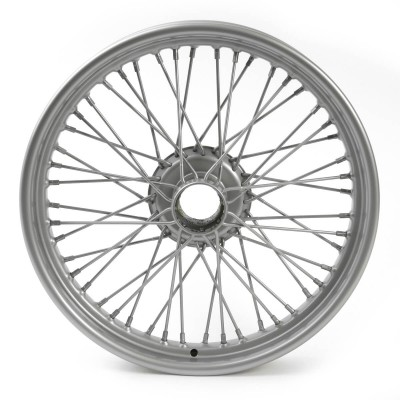 454-600 Wire Wheel, Painted, 19