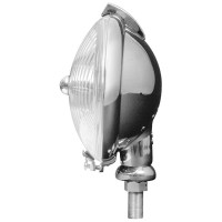 162-800 Post mount Fog Lamp with fluted lens | Moss Motors