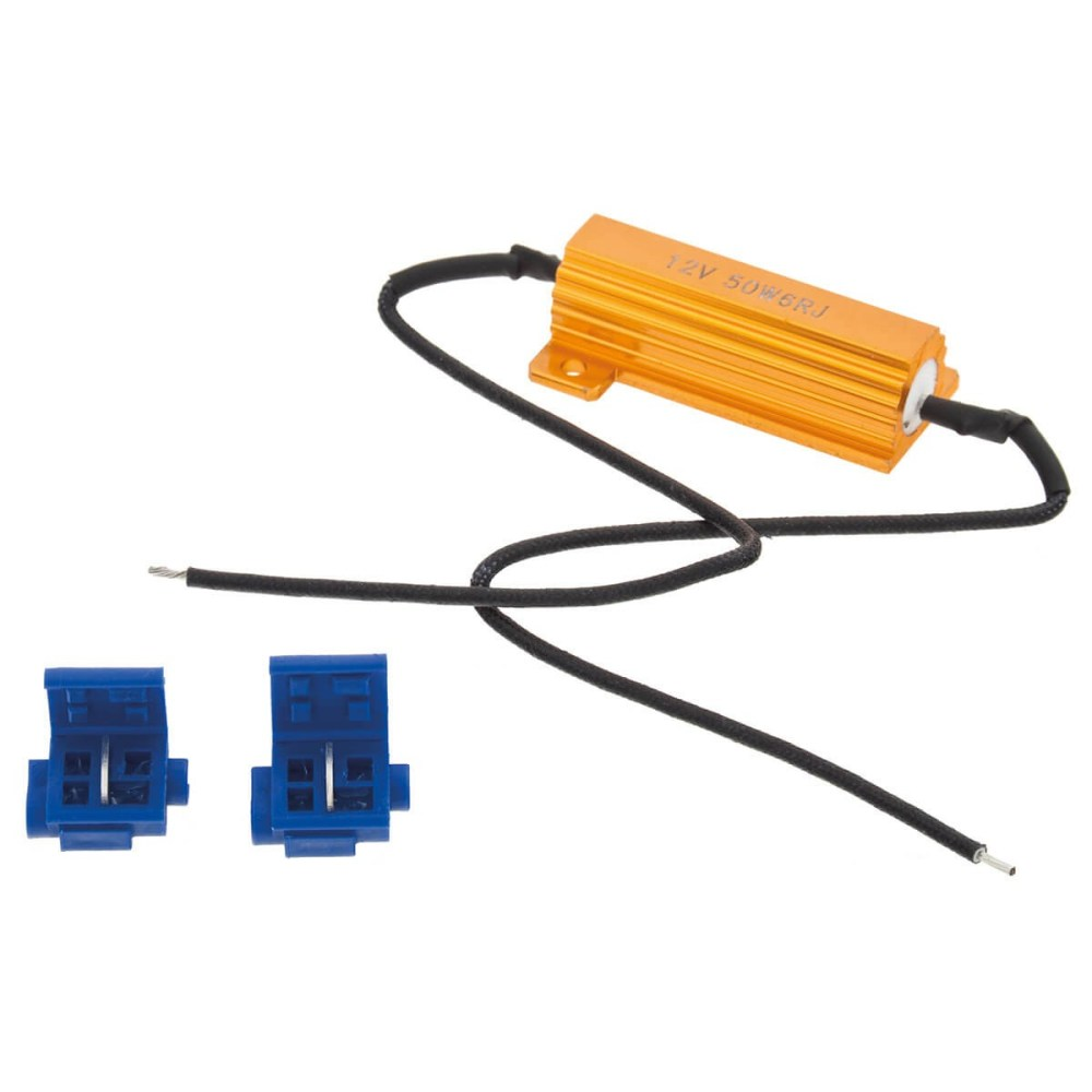 medium resolution of ballast resistor for led bulb conversions