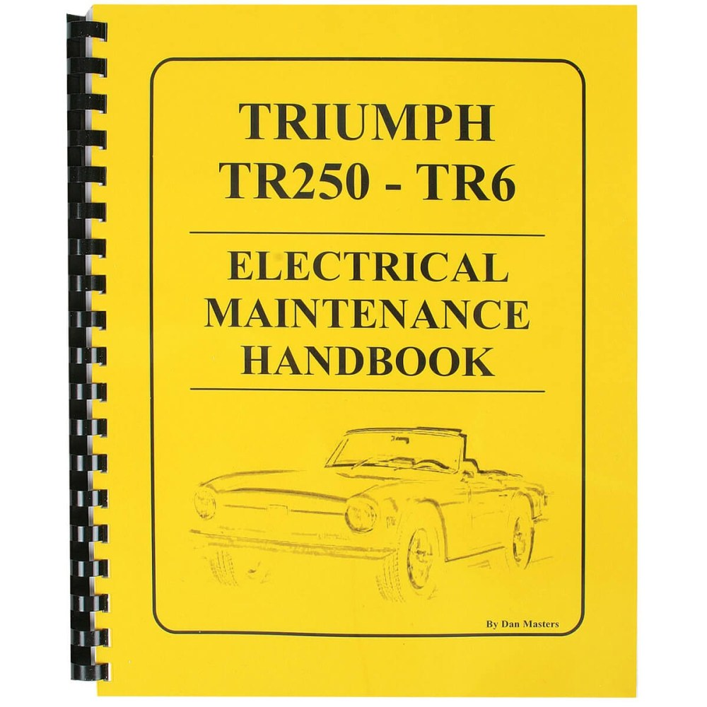 medium resolution of 1968 triumph tr250 wiring diagram