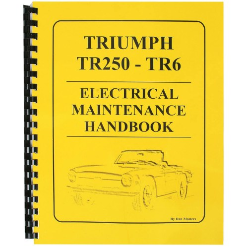 small resolution of 76 tr6 wiring diagram