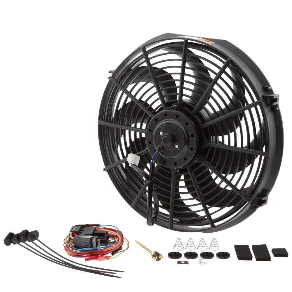medium resolution of hayden electric fan kits