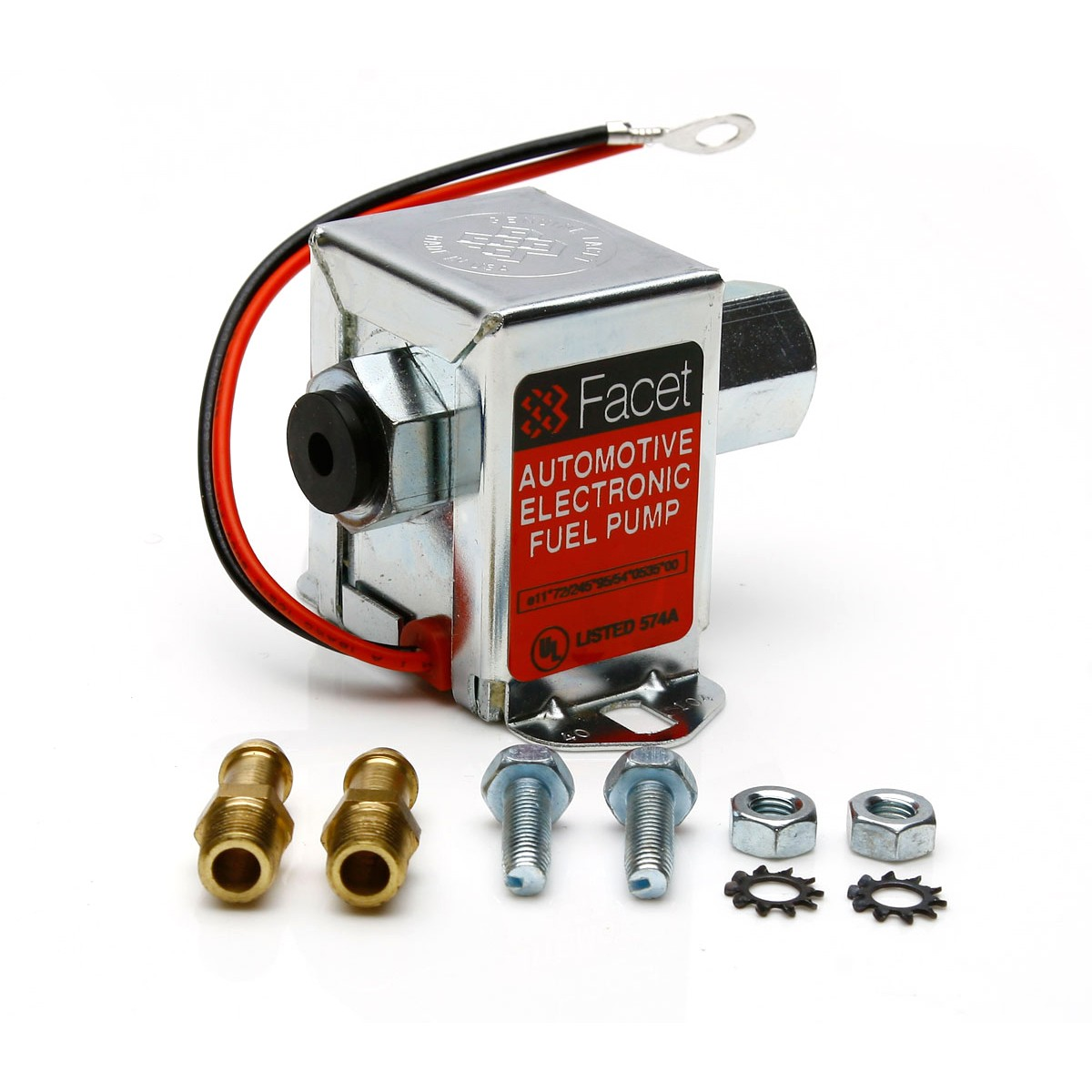 hight resolution of solid state electric fuel pump by facet