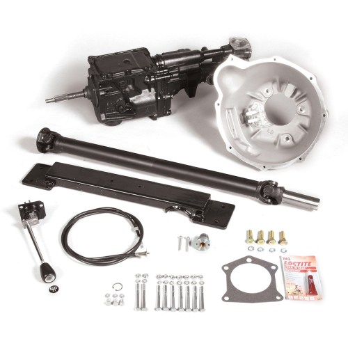 small resolution of 5 speed conversion kit
