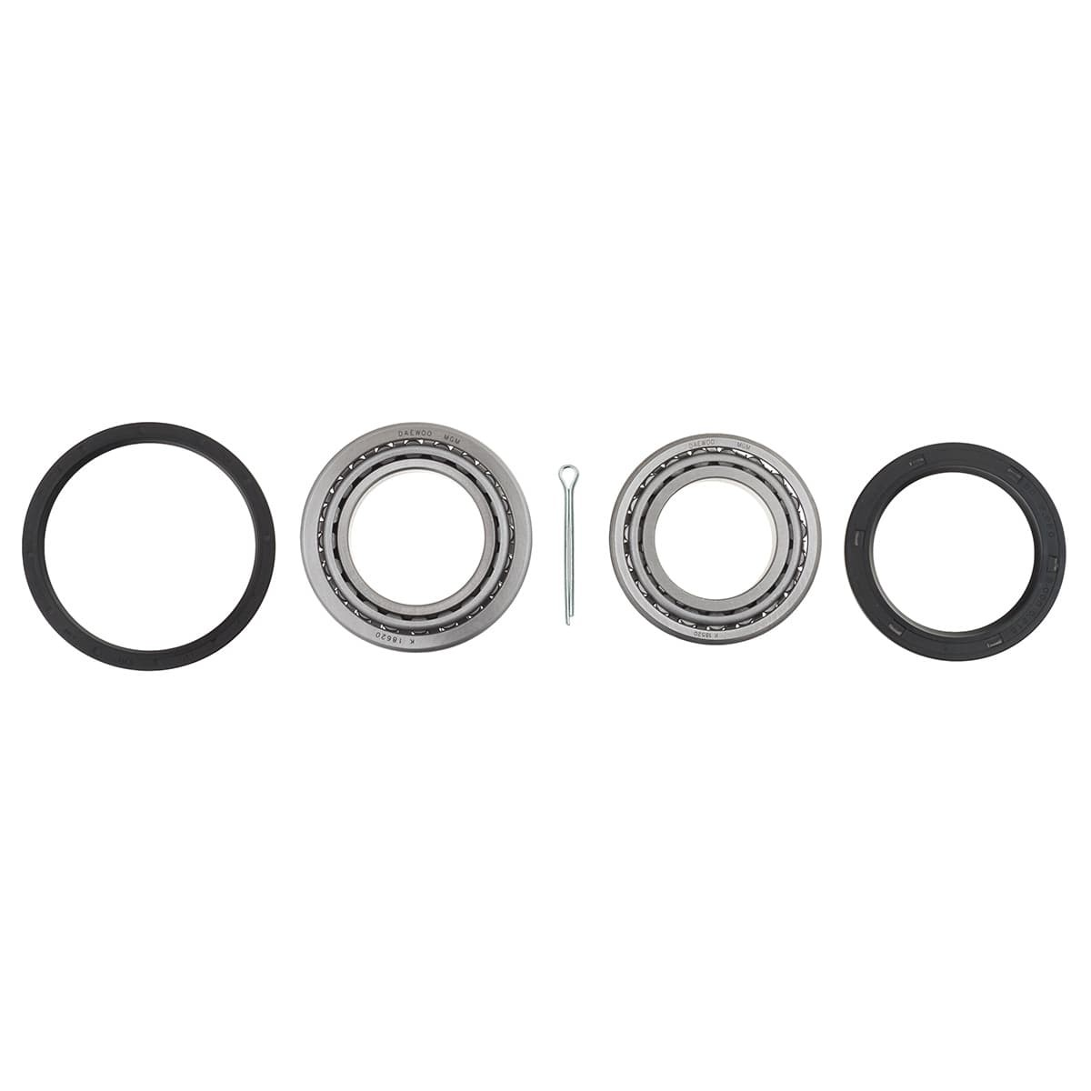 Ghk Wheel Bearing Kit Rear