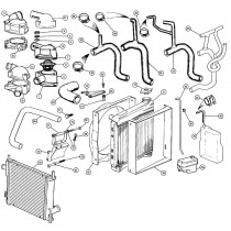 Cooling System Restoration and Performance Parts for your