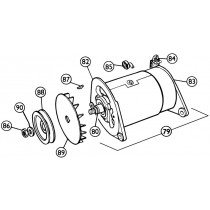 Electrical and ignition parts and accessories for your MGA